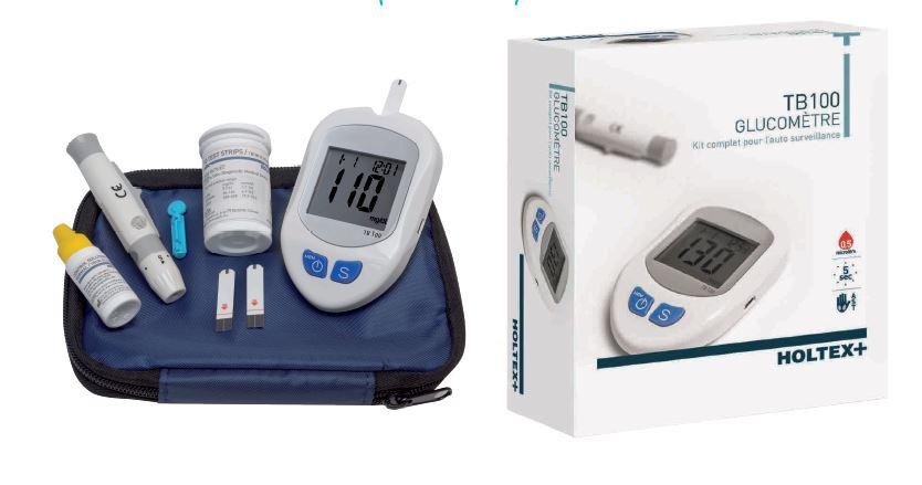 Glucomètre Holtex